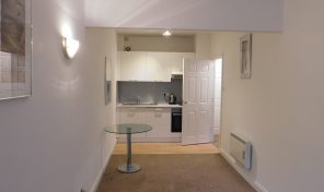 1 Bed Flat Central Blackpool